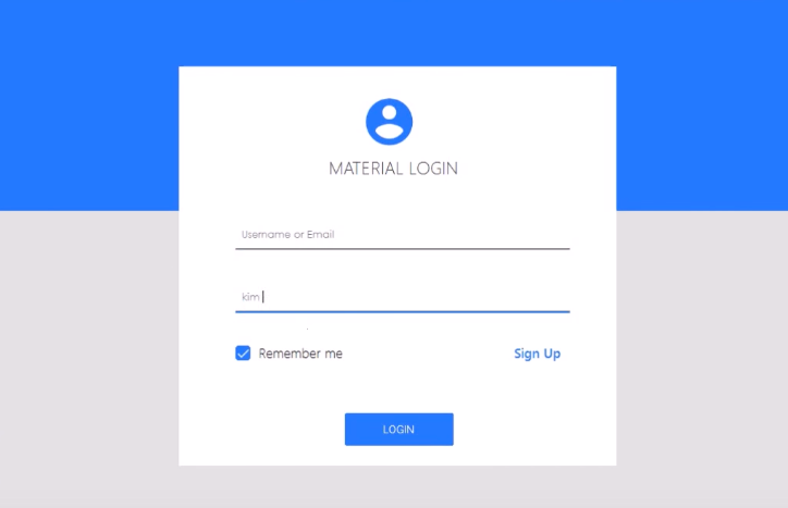 The Best Out Of Material Design With Bunifu Textbox