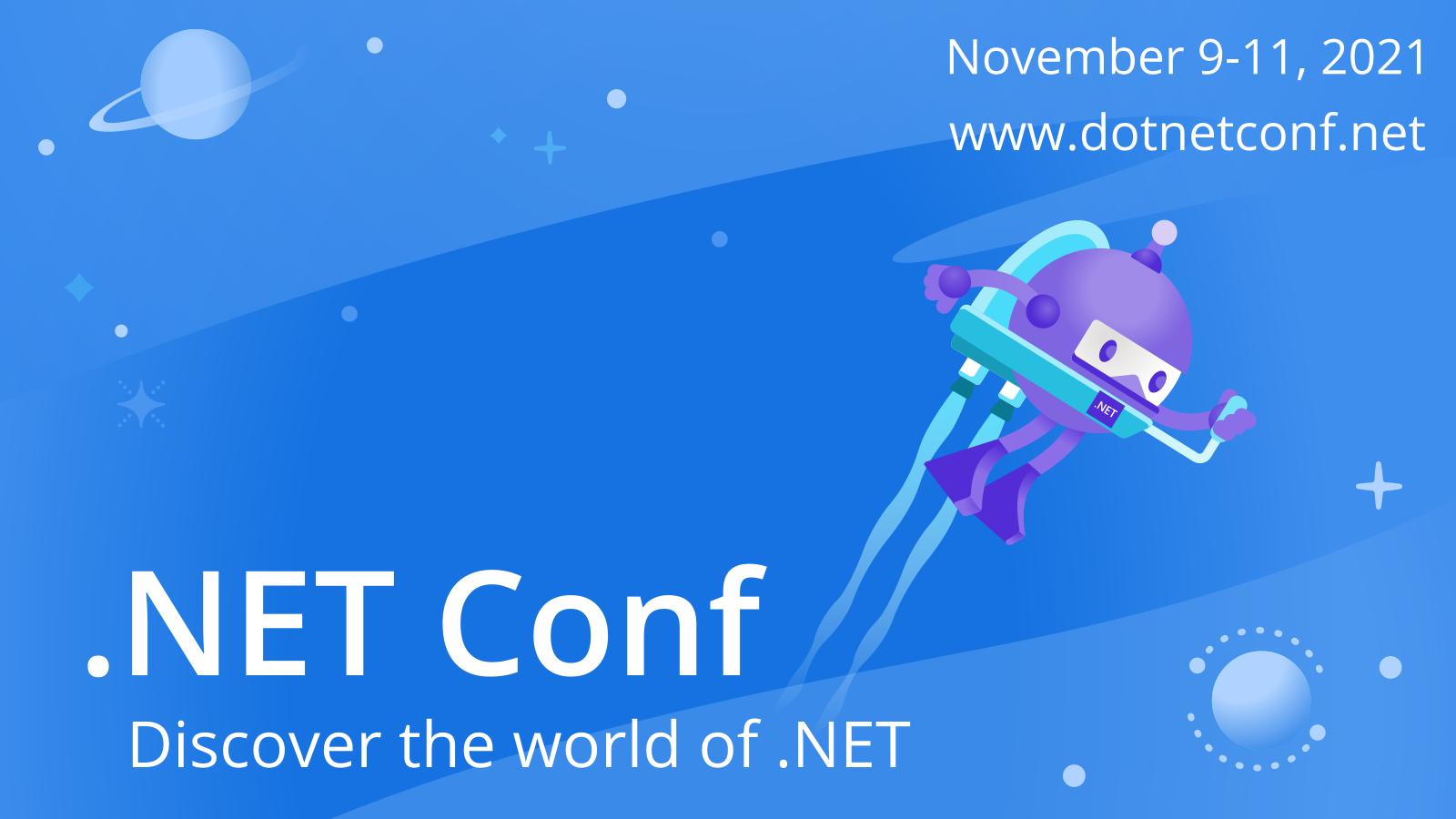 dotnetconf 2021